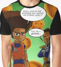 BRUHmance - Dragonball Z Edition Graphic T-Shirt