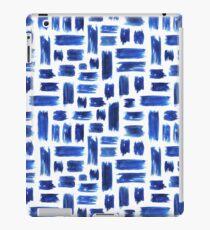 Grungy brushstrokes iPad Case/Skin