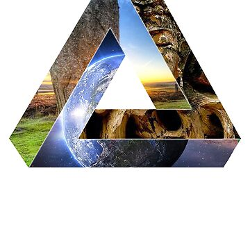 Triangle_of_Gaia 2014 by AntarPravas