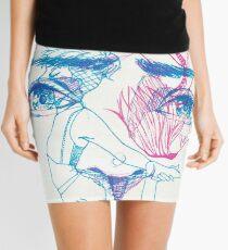 Visualizing Genderfluidity Mini Skirt