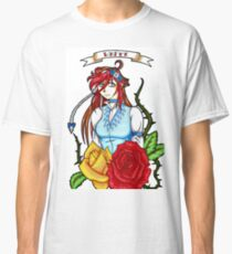White Elorda - Flower Crown Classic T-Shirt