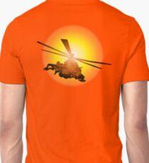 Cartoon strike helicopter T-Shirt