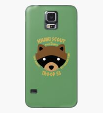 Khaki Scouts of North America Case/Skin for Samsung Galaxy