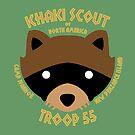 Khaki Scouts of North America by Adam Del Re