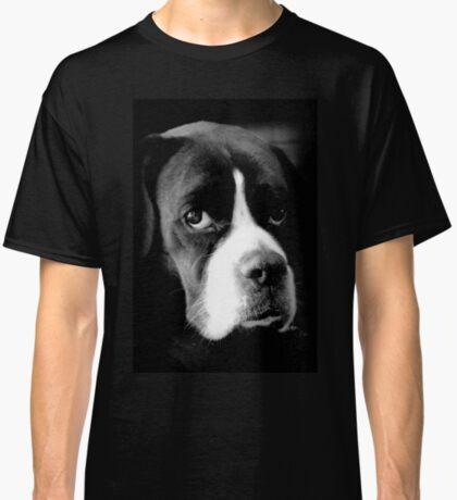 Arwen - Weiblicher Boxer-Hund - Boxer-Hunde-Reihe Classic T-Shirt