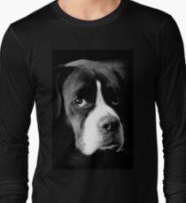 Arwen - Weiblicher Boxer-Hund - Boxer-Hunde-Reihe Langarmshirt