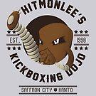 Hitmonlee Kickboxing Dojo by Adam Del Re