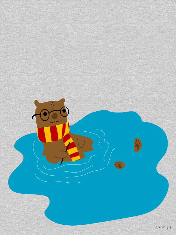 TShirtGifter presents: Harry Otter | Unisex T-Shirt