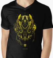 Bumble Men's V-Neck T-Shirt