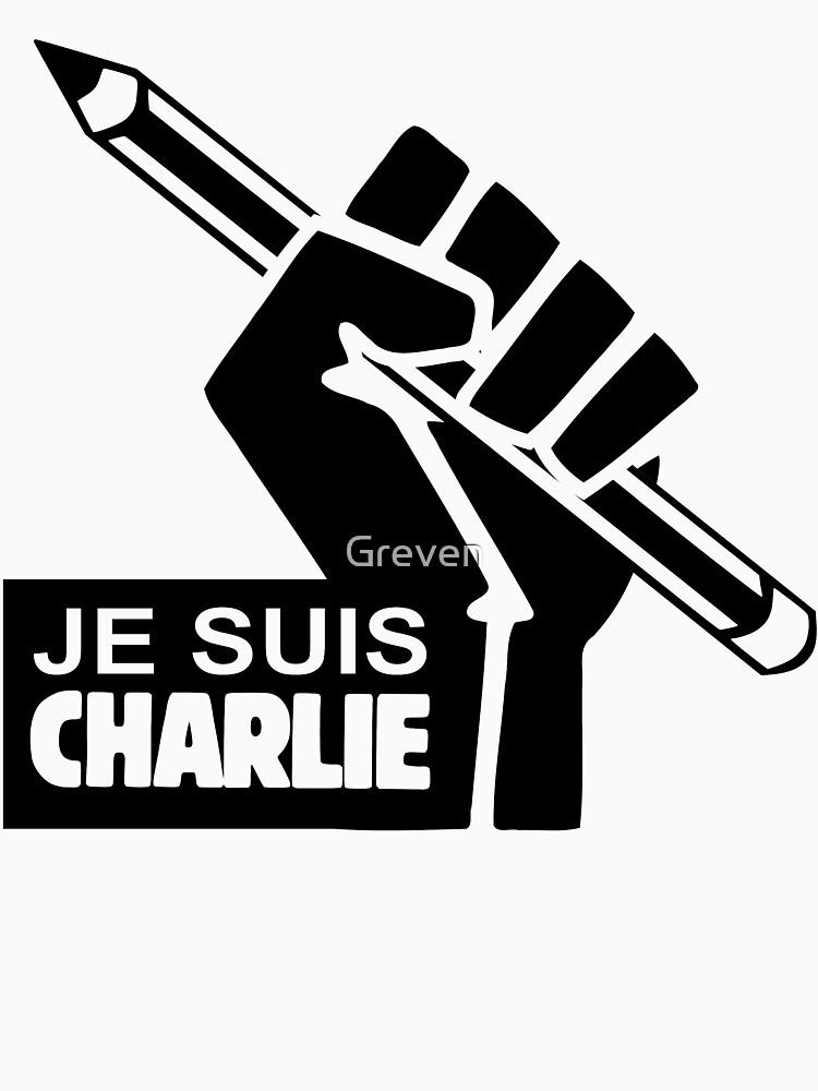 Je suis Charlie | Unisex T-Shirt