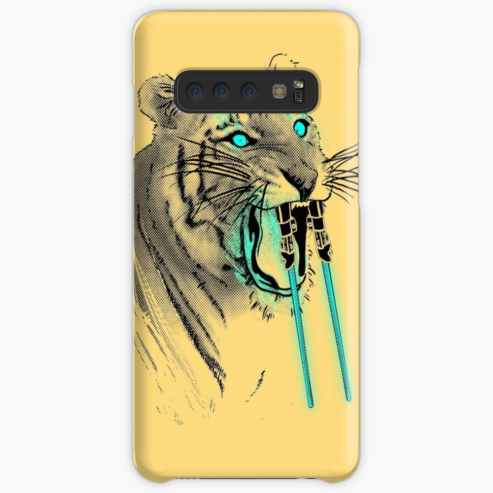 Saber-toothed Tiger Case & Skin for Samsung Galaxy