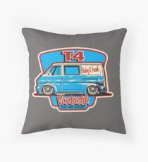 T4 Vantastic Throw Pillow