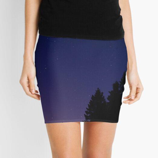 Stars over Scotland Mini Skirt