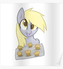 Come to Equestria we have muffins Poster