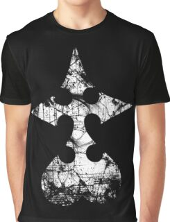 Kingdom Hearts Nobody grunge Graphic T-Shirt