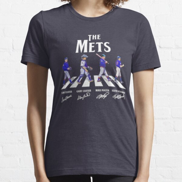 KEITH HERNANDEZ & MIKE PIZZA WITH THE METS  Essential T-Shirt