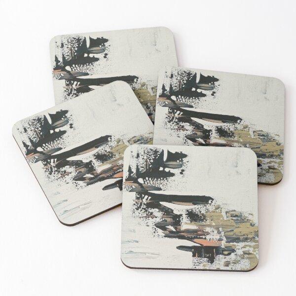 Ready Art Coasters (Set of 4)