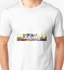 Atlanta Skyline Morning Highway Connector Unisex T-Shirt