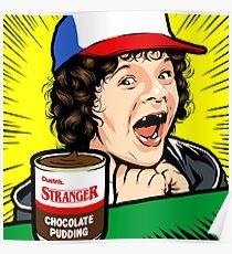Stranger Pudding Poster