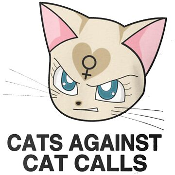 CATS AGAINST CAT CALLS by maumauuu