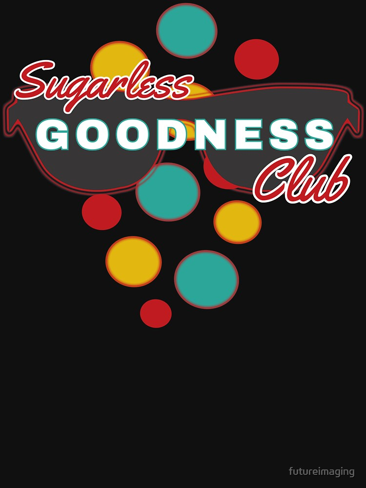 Sugarless Goodness Club   Colorful Dots   Fun   Expressive by futureimaging