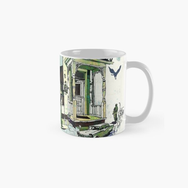 Strathcona Classic Mug