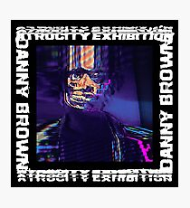 Danny Brown - Atrocity Exhibition  Photographic Print