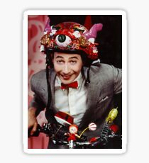 Pee Wee's Playhouse Sticker