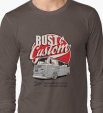 Rust & Custom Bay Window Campervan T-Shirt
