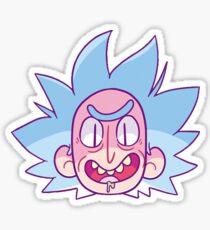 Rickkk Sticker
