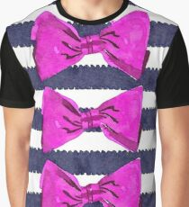 bow bow bow Graphic T-Shirt