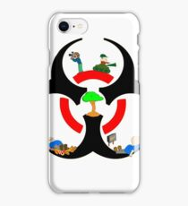 Toxic Reality iPhone Case/Skin