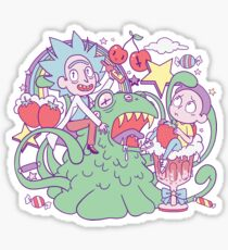 Sweets Dimension Sticker