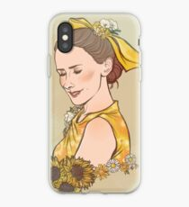 Like a sunflower iPhone Case