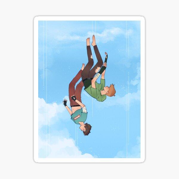 Falling - DNF Sticker