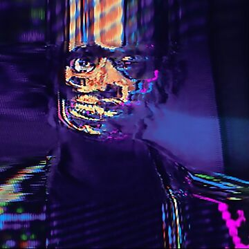 Danny Brown - Atrocity Exhibition, No Text by Danksquatch
