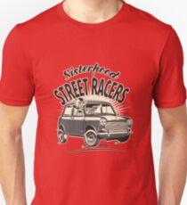 'Mini' Sisterhood Of street Racers Unisex T-Shirt