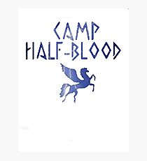Camp Half Blood Photographic Print