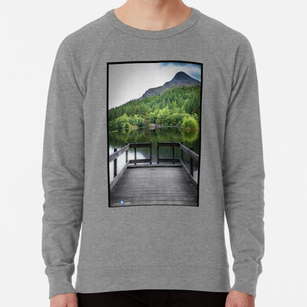 GLENCOE: Glencoe Lochan Lightweight Sweatshirt
