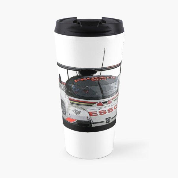 Le Mans Peugeot 905 Travel Mug