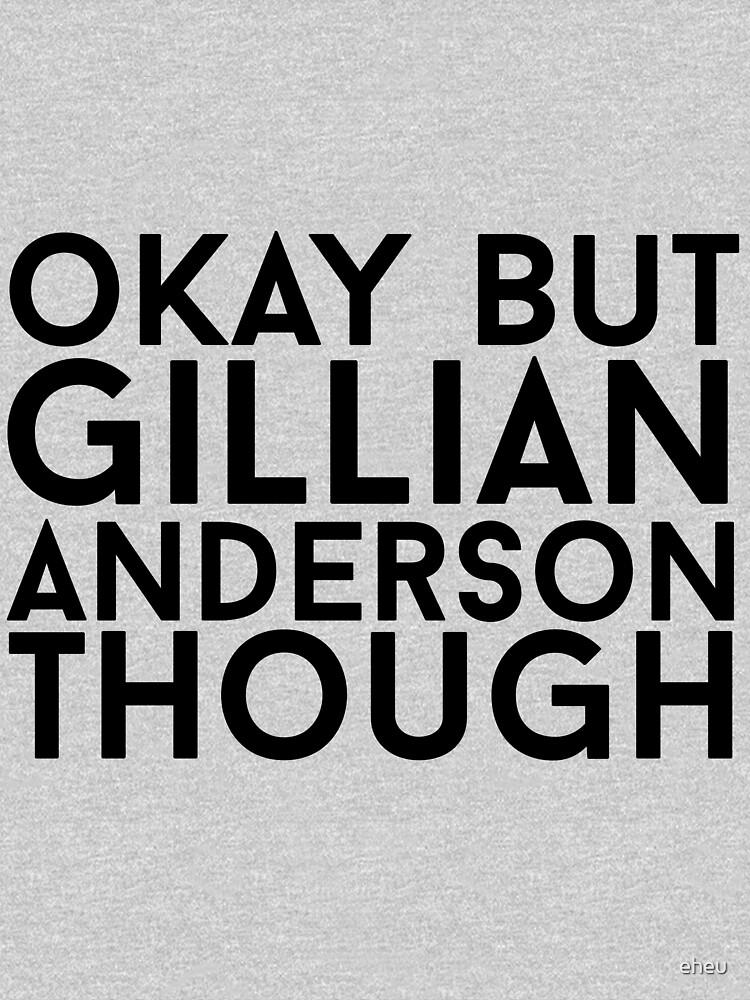 Gillian Anderson | Unisex T-Shirt