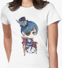 Chibi Ciel Women's Fitted T-Shirt