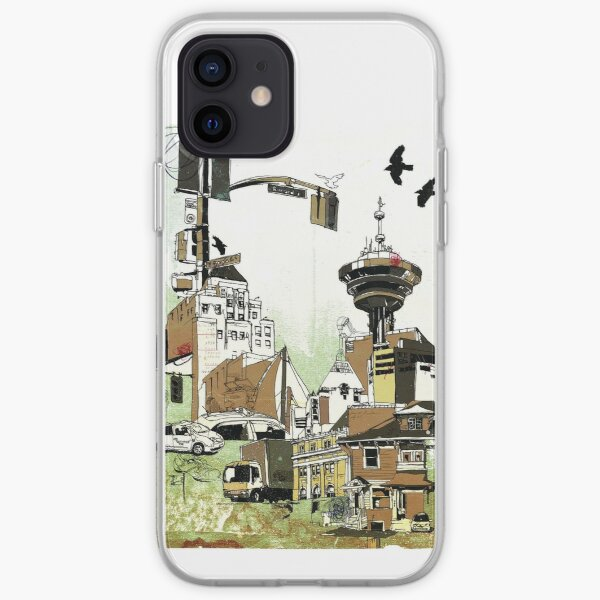 Downtown iPhone Soft Case