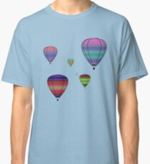 Hot Air Balloons Classic T-Shirt
