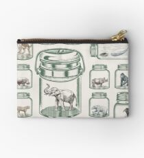 Protect Wildlife - Endangered Species Preservation  Studio Pouch
