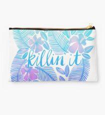 Killin' It – Turquoise + Lavender Ombré Studio Pouch