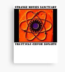 Strange Movies Sanctuary Canvas Print