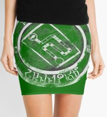 RollGoal Champion 2016 (unpainted medal) Mini Skirt