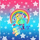 Star vs. the Forces of Lisa Frank by angelassembly