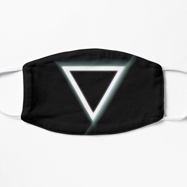 Black designing art Flat Mask